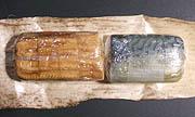 花 折 鯖 寿司